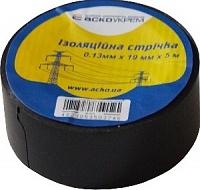Изолента 0,13мм*19мм/5м черная