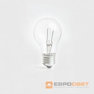 Лампа накаливания 60Вт 36В Е27